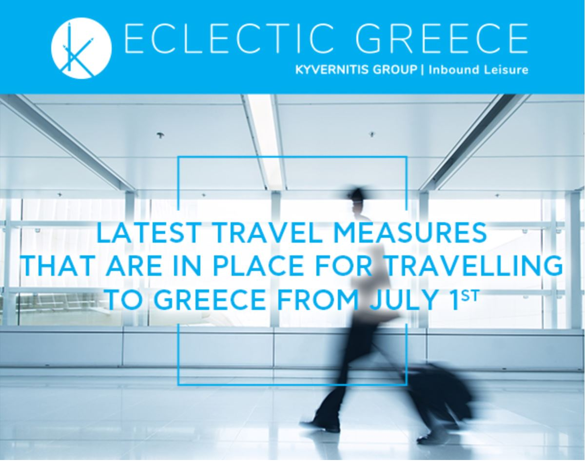 Travel Measures for travelling to Greece